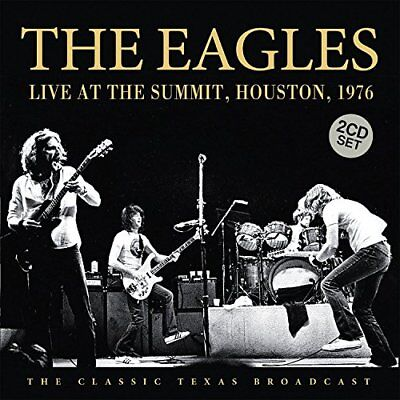 The Eagles - Live At The Summit, Houston 1976 (2cd)