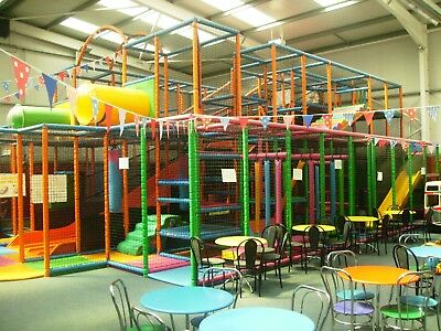 Kids soft play business for sale / All equipment available for sale