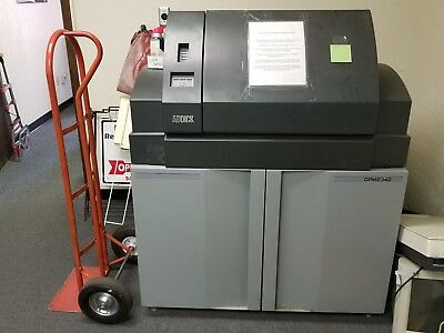 Ab dick 2340 platemaker plate maker press parts only $200. 00.