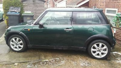 Mini cooper automatic spare repair