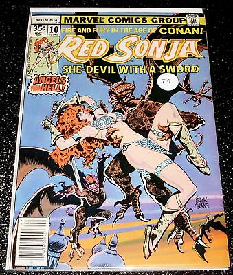Red Sonja 10 (7.0) Marvel Comics