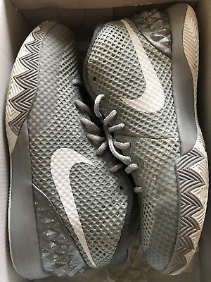 1eb7ed166941 ... sweden nike boys shoes kyrie 1 young eagles wolf grey platinum 717219  010 size 7y 79f07