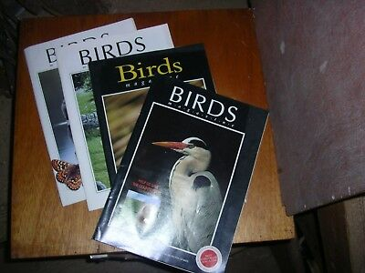 RSPB Birds Magazines/Wildlife & the Countryside Magazines