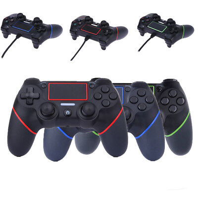 Dualshock Wired Wireless Bluetooth Controller Gamepad for Sony PS4 PlayStation 4