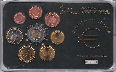 Kms Luxemburg Mit 2 Euro 2006 Guillaume
