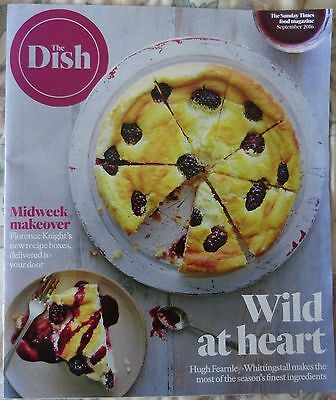 The Sunday Times, The Dish Magazine, Wild At Heart- Sept 2016 - Midweek Makeover