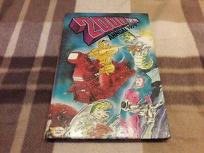 2000Ad Annual 1979. Ipc Magazines Ltd. Not Price Clipped. £1.10. 128 Pages.