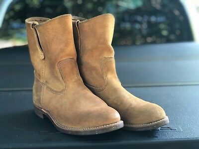 Red Wing Heritage, Pecos Boot, Size 11E, Hawthorne Muleskinner Leather