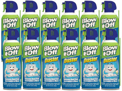 Blow Off 152A Blow Off Duster - 10 oz Case of 12