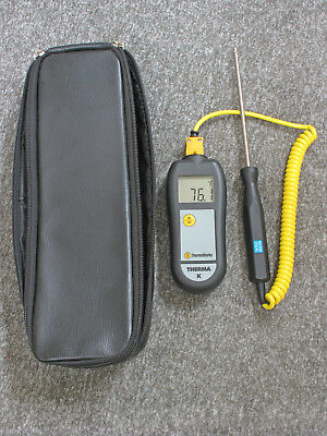 ThermoWorks Therma K Plus Professional Digital Thermometer