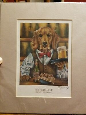 The Pet Archives Picture-The Retriever