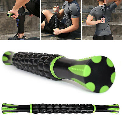 Muscle Roller Massage Stick Fitness Sports Physical Therapy Recovery