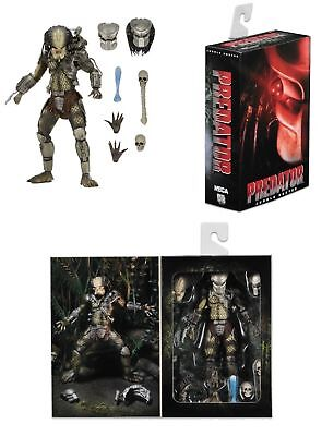 Neca Ultimate Jungle Hunter Predator Action Figure 7""