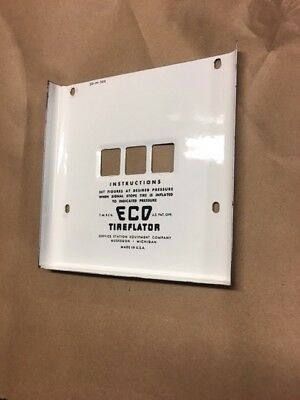 Eco air Meter Model 90's Original Faceplate