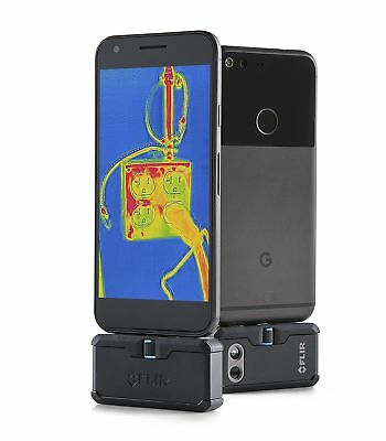 Flir One Pro Thermal Imaging Camera Attachment for iOS and Android