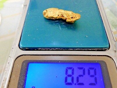 Australian Gold Nugget 8.29 grams
