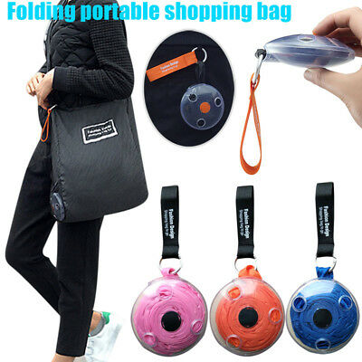 Foldable Pouch Grocery Tote Bag Shopping Bags Eco Storage Folding Bags Reusable