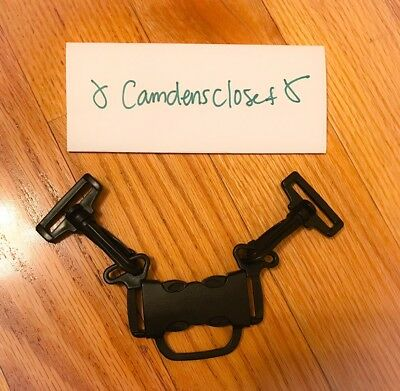 Bugaboo frog cameleon baby seat stroller replacement part harness clips buckles