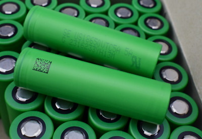 Genuine SONY VTC5A 18650 2600mAh 25 A 3.7V Vape Rechargeable Battery & Free CASE