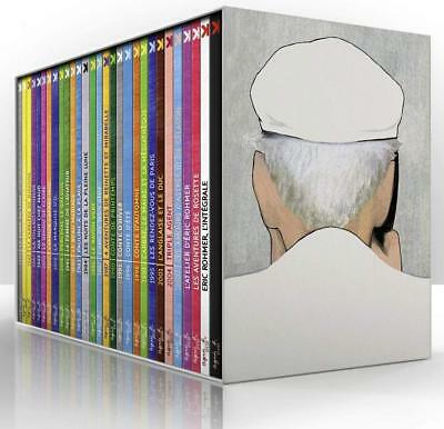 Eric Rohmer Collection Blu-Ray 22-Disc Set France Region B - RARE OOP