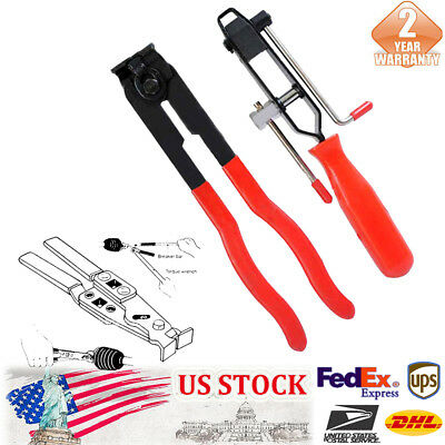 Standard Banding Tool CV Joint Boot Clamp Installer & Hose Clamp Pliers Ear Type