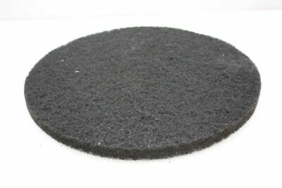 "6x etc. Floor Buffing Pads (Black) 17"" Diameter - Hard"
