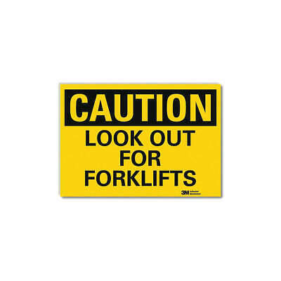 LYLE Safety Sign,Low Clearance,14in.W, U4-1508-RD_14X10