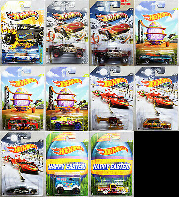 Hot Wheels HOLIDAY CARS Pick Your Car(s) See Description