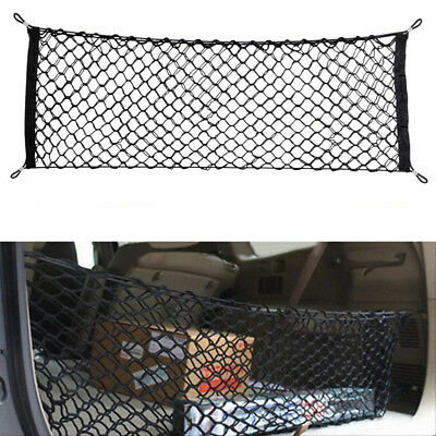 Car Envelope Nylon Mesh Hatchback Trunk Luggage Storage Organizer Net Mounting