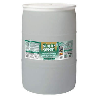 SIMPLE GREEN Cleaner/Degreaser,55 gal.,Drum, 2700000113008
