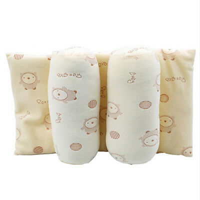 New Baby Infant Newborn Comfortable Prevent Flat Head Cushion Pillow one