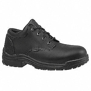 TIMBERLAND PRO Work Shoes,Alloy,Mens,11M,Blk,PR, 40044, Black