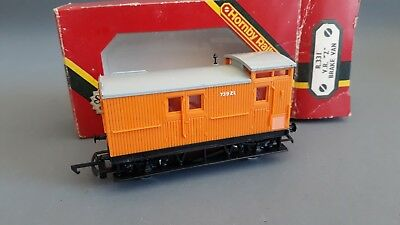Hornby R331 Vr 'z' Class Brake Van Very Good Condition Boxed Oo Gauge(Gn)