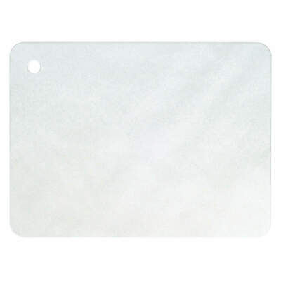 LOC-LINE Replacement Shield, 6 In by 8 In, 60528