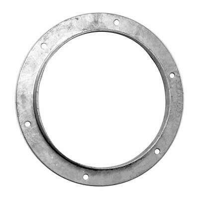 """NORDFAB Angle Flange,10"""" Duct Size, 3261-1000-100000"""