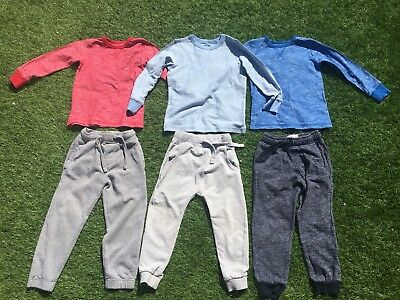 Bundle of Boys Clothes Aged 4-5 years, All From NEXT. Good Condition