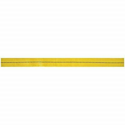 "Abc Jaune 1 ""X 300 'Sangle Tubulaire - Strongest Sangle Disponible, Fabriqué Aux"