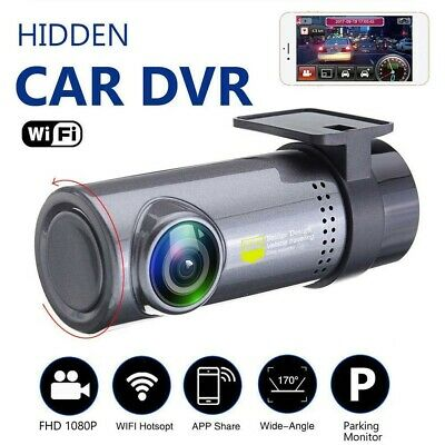 Wifi Car  HD 720 P DVR Night Vision Car Dash Cam Recorder Camcorder  new