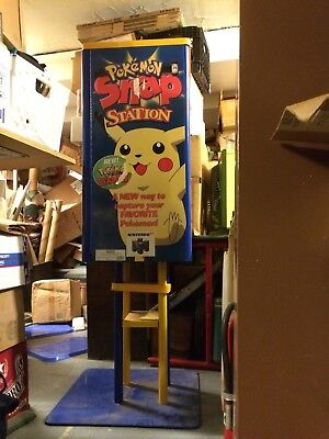 Pokemon Photo Station Vintage Paint Excellent Condition