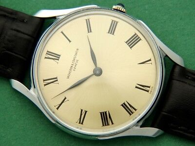 Vacheron Constantin TOP ART DECO manual 1003 LARGE vintage SWISS MADE watch MEN