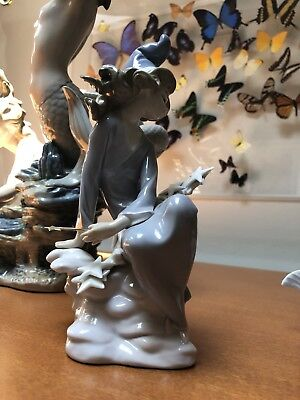 Girl Wizard Lladro Figurine
