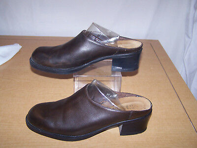 Naot Slip on Shoes Dark Brown  Size 41  Excellent condition