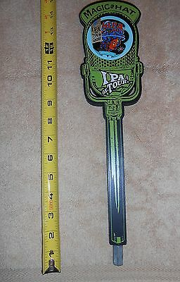 MAGIC HAT IPA ON TOUR BEER TAP HANDLE kegerator, Jockey box, Ale