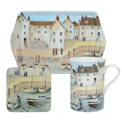 Cornish Harbour Time for Tea Gift Set by Creative Tops - Boxed - 1st Class Post!