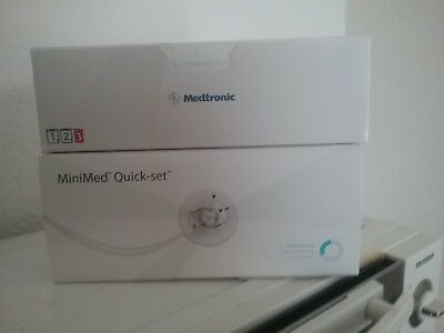 Minimed Medtronic MMT 396 Quick-Set 2 Pakete