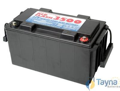 Red Flash 3500 Batterie