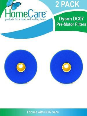 Home Care Dyson DC07 Pre-Motor Filter 2 Pack