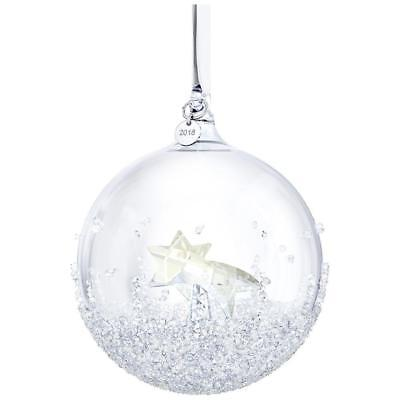 Swarovski  2018  BALL ANNUAL EDITION CHRISTMAS ORNAMENT 5377678