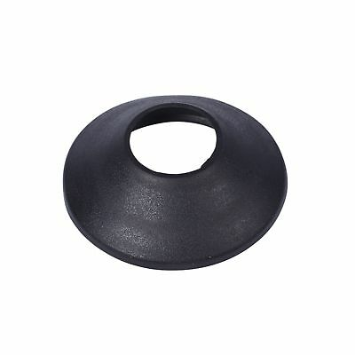 """Oatey 2"""" Rain Collar, for use on No-Calk Roof Flashings Black 2 Inch"""