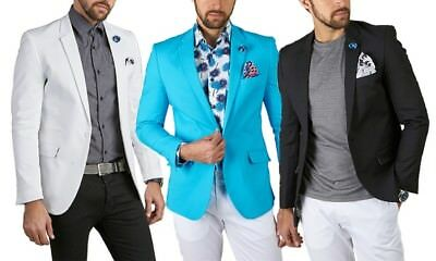 Suslo Couture Men's Slim-Fit Blazer